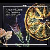 Rosetti: Wind Concertos