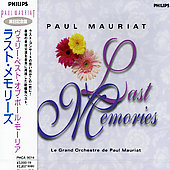 Paul Mauriat: Very Best Of (Last Memories)