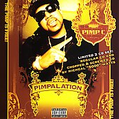 Pimp C: Pimpalation: 2 CD [PA]