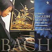 Bach J.s: Complete English Suites (Hybrid Sacd)