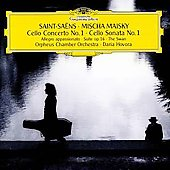 Saint-saens: Cello Concerto No.1, Cello Sonata No.1, The Swan