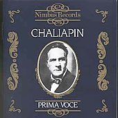 Operatic Arias - Chaliapin