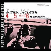 Jackie McLean: 4, 5 and 6 [RVG Remaster]
