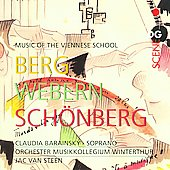 Music of Second Viennese School - Berg, Webern, et al