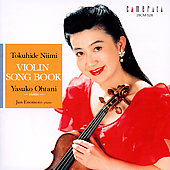 Niimi: Violin Song Book / Yasuko Ohtani, Jun Enomoto