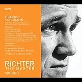 Richter The Master Vol 7 - Brahms, Schumann