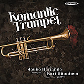 Romantic Trumpet - Faur&#233;, et al / Jouko Hajanne, et al