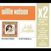 Willie Nelson: Red Headed Stranger/To Lefty from Willie [Box]
