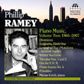 Ramey: Piano Music Vol 2 / Conti