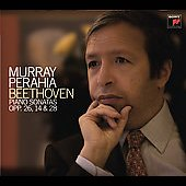 Beethoven: Piano Sonatas Op 14, 26 & 28 / Murray Perahia