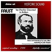 Gounod: Faust / Sabajno, Romagnoli, Bosini, Autori, Timitz, et al