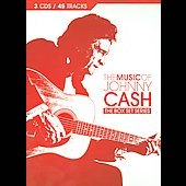 Johnny Cash: The Music of Johnny Cash [Box]