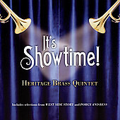 Heritage Brass Quintet: It's Showtime!