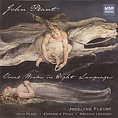 John Plant: Vocal Works in Eight Languages