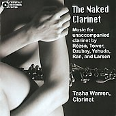 The Naked Clarinet