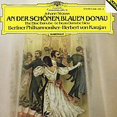 Johann Strauss: The Blue Danube / Karajan, Berlin Phil