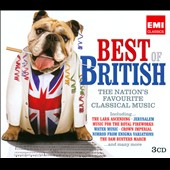 Best Of British / Addinsell, Arnold, Britten, Butterworth, et al.