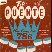 Tito Puente: The Complete 78s,  Vol. 1