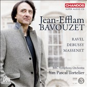 Jean-Efflam Bavouzet plays works by Ravel, Debussy & Massenet