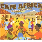 Various Artists: Cafe Africa [Not Now]