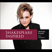 Shakespeare Inspired / Mezzo Michelle Breedt