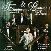 Joan Lippincott & Philadelphia Brass: Works of Handel, Widor, Pinkham et al. / Joan Lippincott, organ