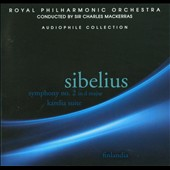 Sibelius: Symphony No. 2 in D Major; Karelia Suite; Finlandia / Mackerras
