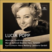 Great Singers Live: Lucia Popp / Arias by Stolz, Lehar, Weber, Lortzing, Mozart et al.