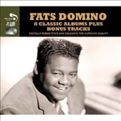 Fats Domino: Eight Classic Albums
