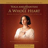 Various Artists: Yoga and Mantras For a Whole Heart