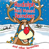 Various Artists: Rudolf the Red Nosed Reindeer [Fast Forward]