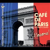 Various Artists: Café De Paris - Encore!