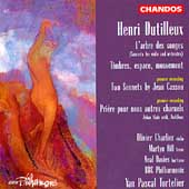 Dutilleux: L'arbre de songes, etc / Tortelier, Charlier