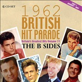 Various Artists: 1962 British Hit Parade: The B-Sides, Vol. 1: January-May [Box]