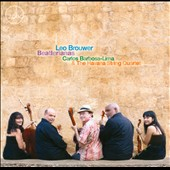 Leo Brouwer: Beatlerianas - Works by Lennon/McCartney arr. Brouwer and Brouwer / Carlos Barbosa-Lima: guitar; Larry Del Casale: guitar