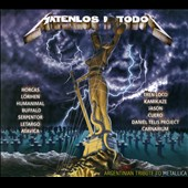 Various Artists: Matenlos A Todos: Argentinian Tribute to Metallica [Digipak]