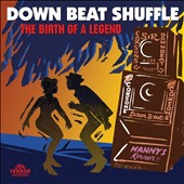 Various Artists: Downbeat Shuffle: The Birth of a Legend [Box]