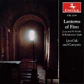 Lanterns of Fire - Love and the Mystic in Renaissance Spain