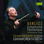 Berlioz: Symphonie Fantastique; Borodin: Prince Igor Overture / Noseda, Israel PO