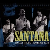 Santana: Live at the Bottom Line 1978