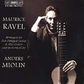Ravel: Guitar Transcriptions / Anders Miolin