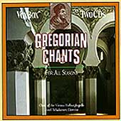 Gregorian Chants For All Season/Schabasser, Vienna Hofburgkapelle Choir