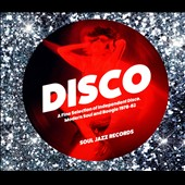 Various Artists: Disco: A Fine Selection of Independent Disco, Modern Soul and Boogie 1978-82, Vol. 1 [Digipak]
