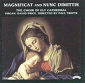Magnificat and Nunc Dimittis Vol 14 / Ely Cathedral Choir
