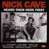 Various Artists: Nick Cave: Heard Them Here First