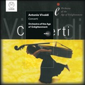 Antonio Vivaldi: Concerti / Orchestra of the Age of Enlightenment