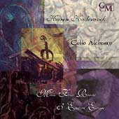 Cello Alchemy / Karen Kaderavek, Randall Hodgkinson