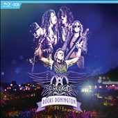 Aerosmith: Rocks Donington 2014 [1 Blu-Ray/2 CD] *