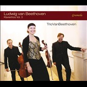 Beethoven: Piano Trios, Vol. 3 / Trio No. 2, Op. 1/2; Trio No. 6, Op. 70/2; Trio Movement, WoO 39 / TrioVanBeethoven