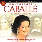Artists of the Century - Montserrat Caballé